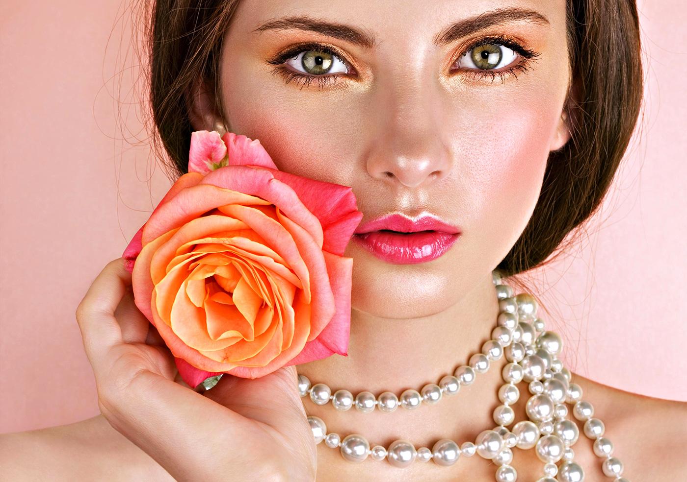 стихи для девушки о ее красоте: